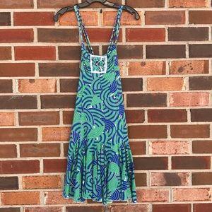 Free People summer dress women's size S
